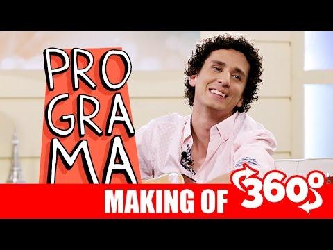 Making Of – Programa