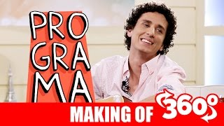 Vídeo - Making Of – Programa