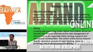 Case study of an open access journal