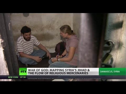 Recruited by Al-Qaeda: Foreign fighters in Damascus jail tell their stories