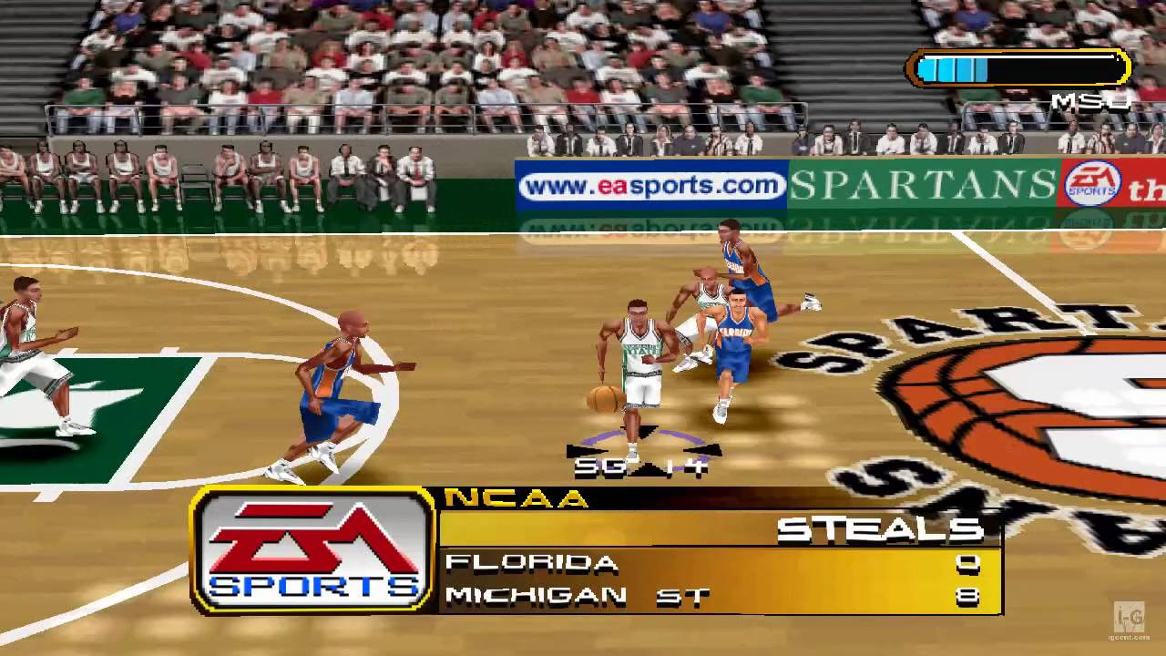 Ncaa March Madness 2000 Ps1 Gameplay Hd