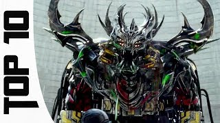 Top 10 | TF Best Decepticons Pt.1