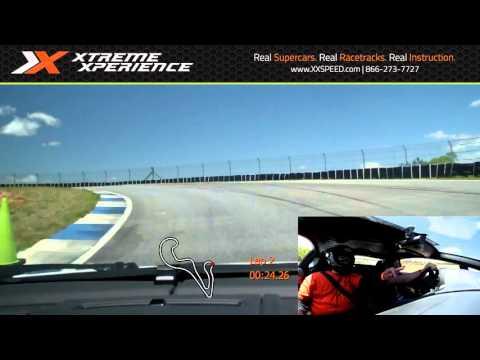Thomas Smith  Atlanta Motorsports Park Lamborghini