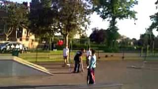 Crook Street Skate Park