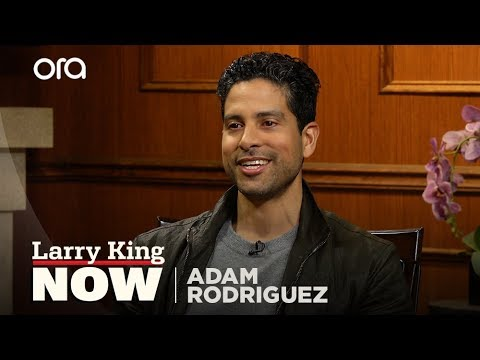 Adam Rodriguez: Why procedurals don't win awards