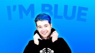 DanTDM Sings I'm Blue