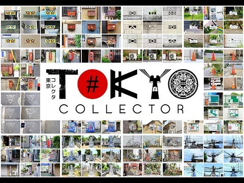 # TOKYO COLLECTOR - Stop motion animation