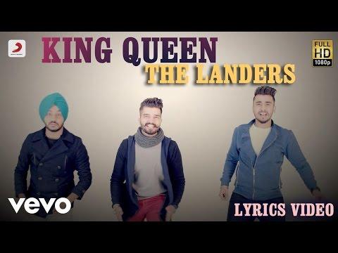 The Landers - King Queen | The Landers | Lyric Video