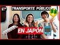 Japonesas hablan sobre el transporte en Japón