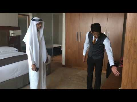 GUEST PRIVACY @ Intercontinental Doha The City (Housekeeping Film Institute)