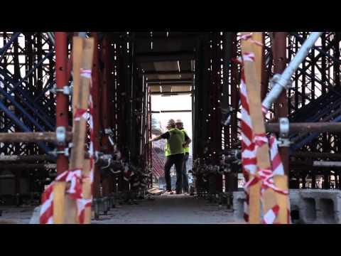 Video: Underground tunnel to connect all three museums on Saadiyat