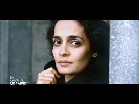 Portrait d'Arundhati Roy