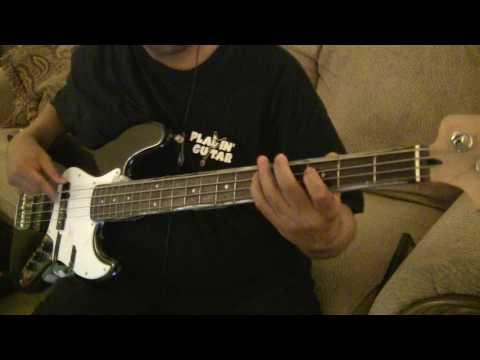 Jackie Moon - Love Me Sexy - Bass Play along