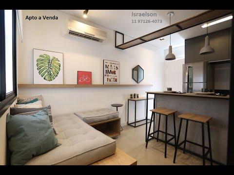 Apatamento Studio a venda de 26 m² 1 dormitório  na Bela Vista  Centro de São paulo