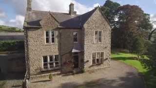Aerial Video for The Old Rectory, Uldale, English Lake District