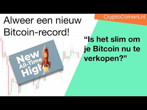 All-Time High Voor Bitcoin! Wat Is Het Beste Moment Om Je Bitcoin Te Verkopen?