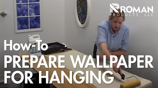 How to Prepare Wallpaper