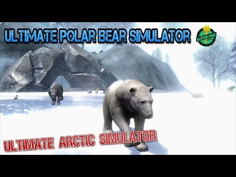 🌨Ultimate polar Bear Simulator-Ultimate Arctic Simulator-By Gluten Free games-IOS/Android