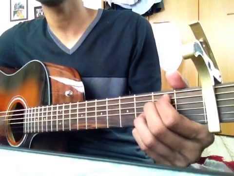 (acoustic cover) Ainan Tasneem - Aku Suka Dia