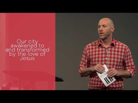 Vision & Mission Part 1: Enjoy Grace | Jeremy Bedenbaugh