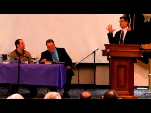 Debate: Is God a Unity of Three Persons or Only One Person?
