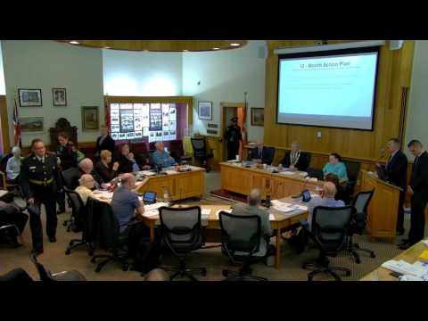 Brant County Council Meeting November 22 2016