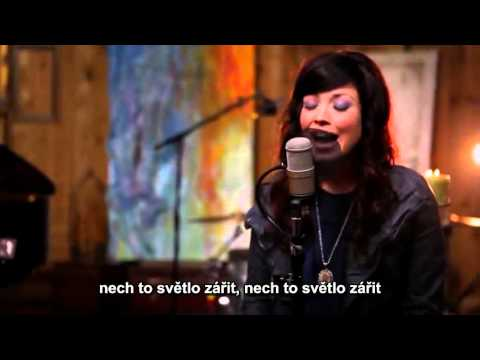 Kari Jobe - We Are (Acoustic) - CZ sub