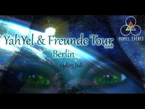 YahYel & Freunde Tour Berlin 2018 (Viktoriapark)