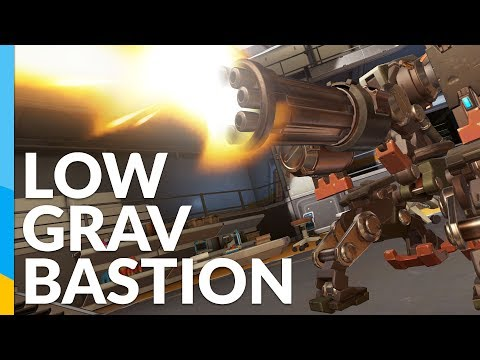 The low gravity Bastion