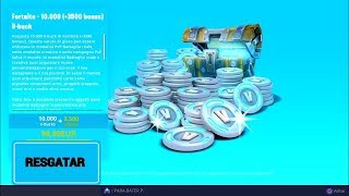 How to earn FREE Vbucks at FORTNITE!! SEASON X