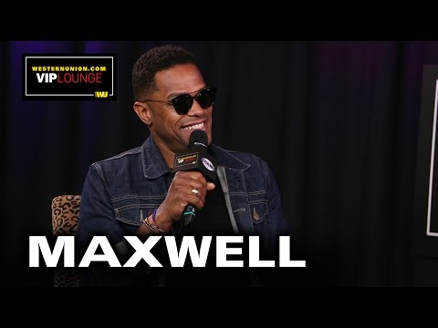 Maxwell Talks New Album, Black Summer's Night & His Relationship with Prince