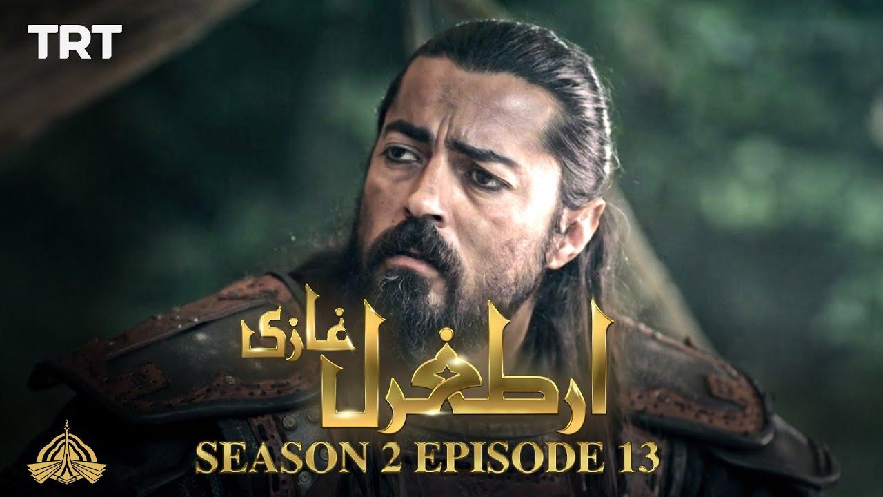 Ertugrul Ghazi Urdu | Episode 13| Season 2