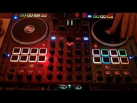 Dj Micka - Dancehall Mix live 01-2018