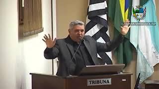 19ª Sessão Ordinária - Presidente Marcão Alves