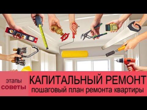 Видео Проведение ремонта