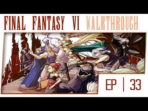 Final Fantasy 6 No Commentary Gameplay Walkthrough - Part 33 - Owzer's House [Boss: Chadarnook]