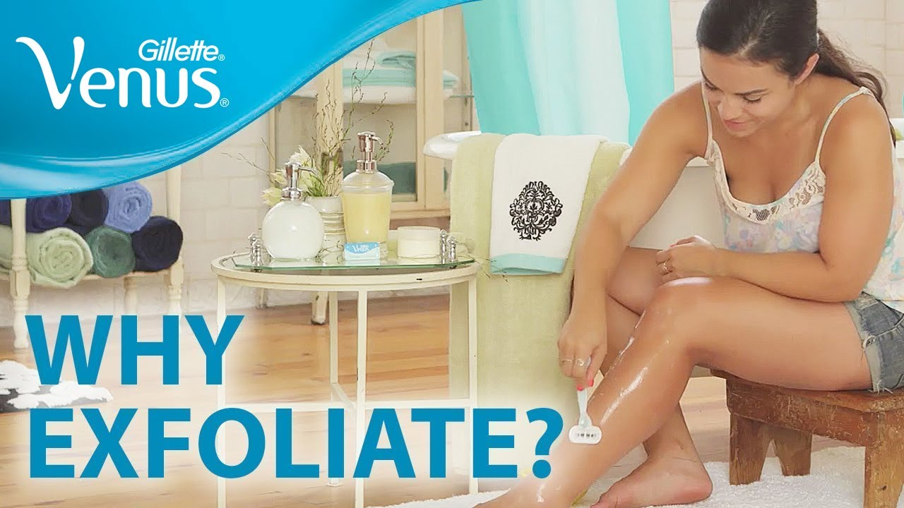 Moisturizing And Exfoliating Smooth Legs 101 Hair Removal With