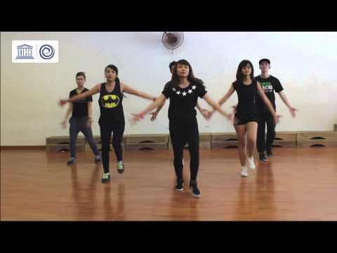Flashmob Ngày Trái Đất 2014 - Bài mẫu