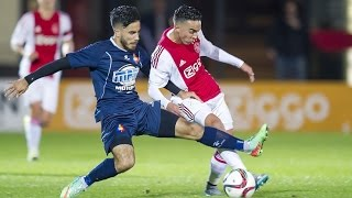 Highlights Jong Ajax - Telstar