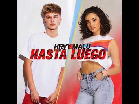 Hasta Luego - HRVY and Malu Trevejo Teaser #2