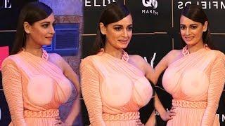 Dia Mirza Beautiful Look & See Very Happy after Divorce at @VOGUEWOMAN Awards 2019 | Many Actress
