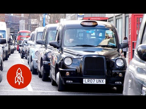 Cracking London's Legendary Taxi Test