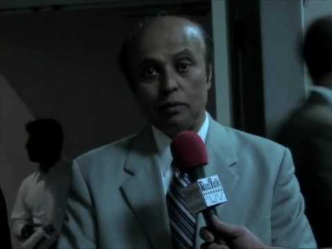 NABC2009 Day 1 - Interview with Jahar Bhattacharya, President CAB