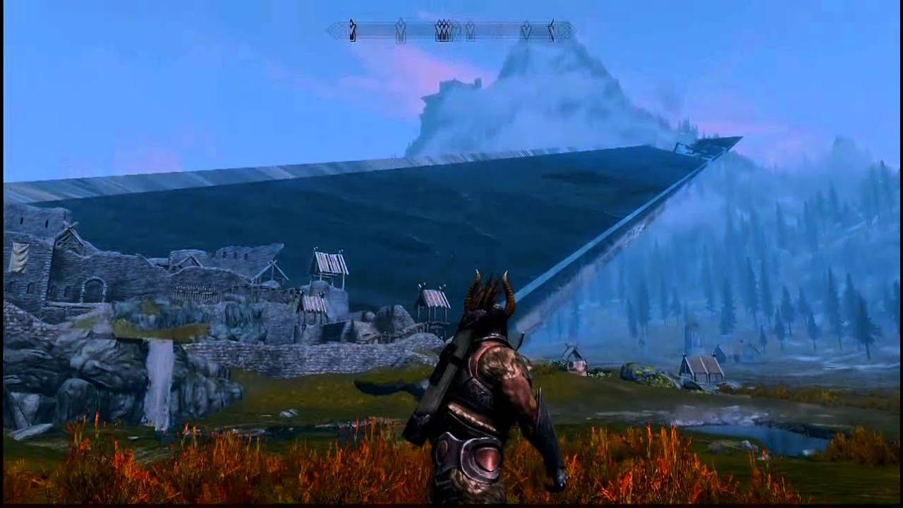Skyrim Vs Tool And The Pyramid Of Destiny Youtube