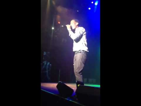 Shawn Stockman On Bended Knee