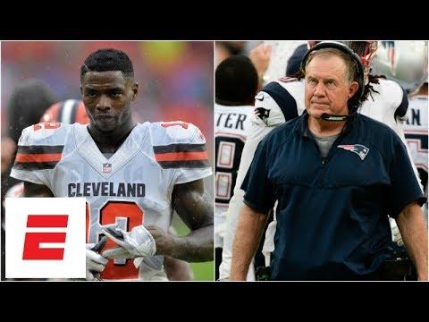 Why the Browns are trading Josh Gordon to Patriots  6e342071f