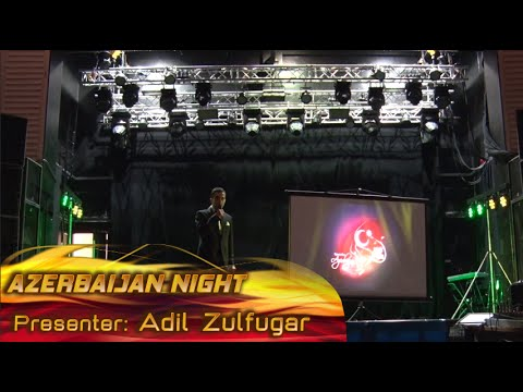 Azerbaijan Cultural Night in Manchester (2014) - Full Event Video