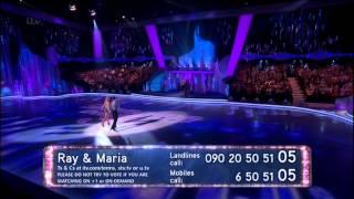 Dancing on Ice 2014 R7 - Ray Quinn
