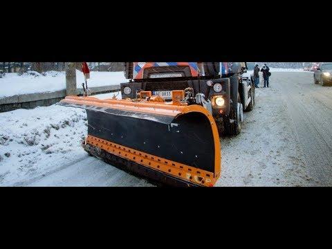 9-channel.com: Служба автодоріг підготувала до зими більше 200 одиниць спецтехніки