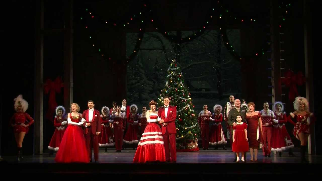 Irving Berlin's White Christmas At Paper Mill Playhouse - YouTube